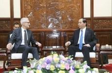 国际刑警组织承诺为越南抓捕外逃通缉逃犯提供帮助