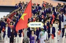 近700人组成的越南体育代表团将参加第29届东南亚运动会