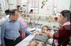 越南胡志明市努力开展疾病预防控制工作