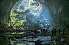 山洞窟美照获得美国《国家地理》杂志摄影大赛提名