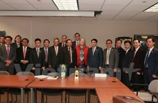 越南加大宣传推广 促进越美两国地方间交流与合作