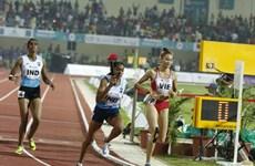 越南选手在亚洲田径锦标赛和世界台球锦标赛夺得银牌