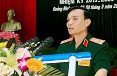 苏丹高级军事学院代表团对越南进行访问