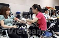 """2017年""""红色之行""""无偿献血活动在富寿省和庆和省举行"""