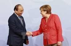 阮春福总理圆满结束对德国、荷兰的正式工作访问和出席G20领导人汉堡峰会