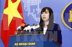 越南外交部发言人对一名越南公民在菲律宾被杀事件做出回应