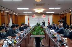 越南与土耳其力争实现2020年双边贸易额达40亿美元的目标