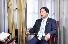 越副外长裴青山:阮春福总理对德国与荷兰的访问之旅在所有领域均取得成效