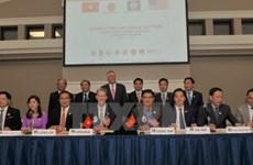 越南各地方领导代表团赴弗吉尼亚州寻找合作机会