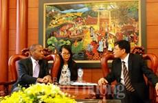 越南和莫桑比克促进农业领域的合作