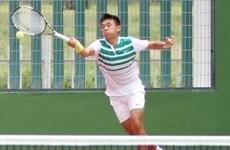 2017年中国男网F12未来赛:李黄南夺得男双冠军