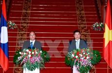 越老建交55周年:老挝总理通伦对两国关系的发展表示满意