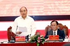阮春福总理:注重山罗水电站移民安置区 关照当地居民的生活