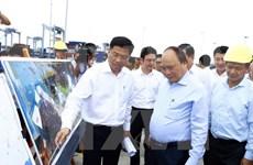 阮春福总理:盖梅国际港应努力实现更高质量、更快速度的稳定增长