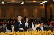 柬埔寨人民党主席洪森:尽全力巩固发展越柬传统的团结友谊和全面合作