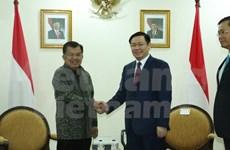 越南大力推动与印尼和东盟关系向纵深发展