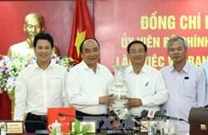 越南政府总理阮春福:河静省应实现发展新跨越 提升民众生活水平