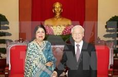 孟加拉国重视发展与越南传统友好和良好合作关系