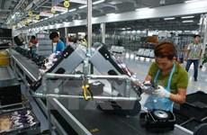 越南加工制造业吸引外资总额近1807亿美元