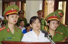 陈氏娥因煽动宣传反国家罪被判九年监禁