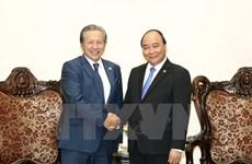 政府总理阮春福会见马来西亚外交部长阿尼法•阿曼