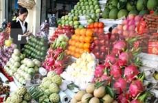 2017年前7个月越南蔬果出口额超过20亿美元