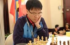 国际棋联最新排名:黎光廉首次跃升至世界第23位