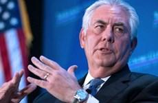 美国国务卿蒂勒森即将访问东南亚三国