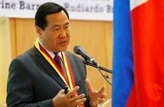 菲律宾大法官:与中国联营对西部海域进行开发是违宪