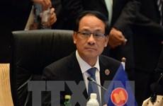东盟秘书长黎良明:充分发挥东盟在谈判解决区域纠纷中的核心作用