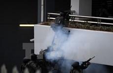 马来西亚在东南亚运动会之前开展特别安全行动