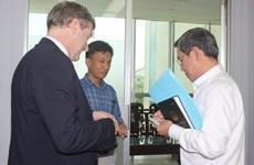 泰国暹罗城水泥集团欲同越南同奈省进行合作