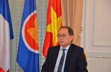 越南代表成功担任东盟驻巴黎委员会轮值主席