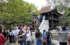 今年前7个月越南接待亚洲游客量同比增长33.4%