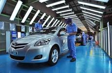 2017年7月份越南汽车销量下降27%