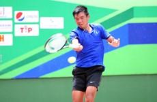 2017年泰国男网未来赛:李黄南险胜小澤新