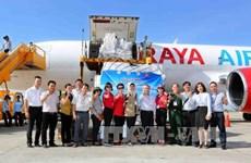 东盟灾害管理人道主义援助协调中心协助越南克服自然灾害