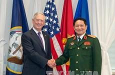 越南与美国加强防务合作