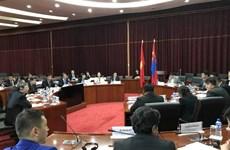 越南和蒙古加强经济和科技合作
