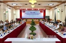 越南承天顺化省与老挝色贡省加强合作