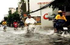 日本协助河内提升防内涝和排水的能力