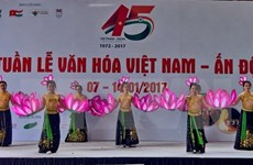 越南与印度增进音乐交流