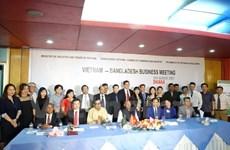 越南近20家企业赴孟加拉国寻商机