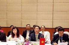 越南与印尼加强经贸关系