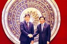 越南国会加强与蒙古国国家大呼拉尔的合作