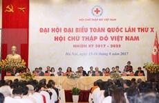 阮春福:越南红十字会已明确工作职责 狠抓任务落实