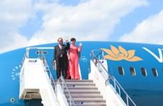 越南政府总理阮春福访泰将为越泰关系不断走向深入注入新动力