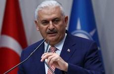 土耳其总理即将对越南进行访问