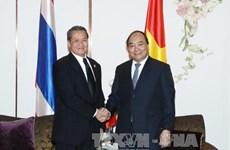 阮春福总理:越泰企业合作有利于促进两国战略伙伴关系发展