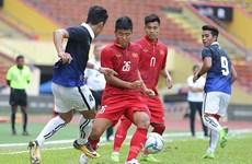 第29届东运会:越南男足队和女足队分别4-1和3-0击败柬男足队和菲女足队